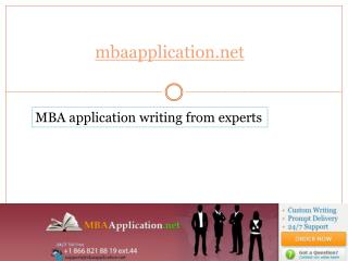 Mbaapplication.net