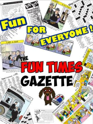 The Fun Times Gazette