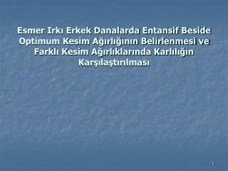 ÇALIŞMA EKİBİ  Prof. Dr. Ali AKMAZ*