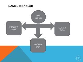 DAMEL MAKALAH