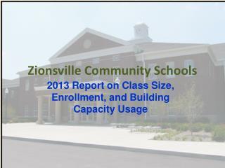 Zionsville Community Schools
