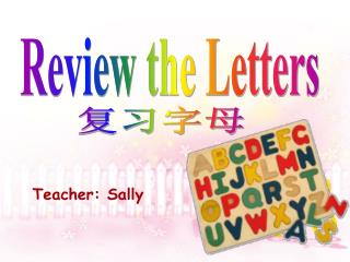 Review the Letters