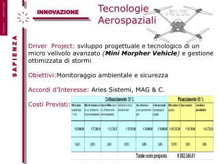 Tecnologie  Aerospaziali