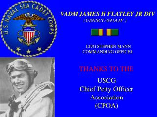VADM JAMES H FLATLEY JR DIV             USNSCC-091AJF