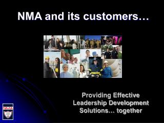 NMA and its customers�