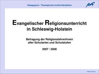 Pädagogisch - Theologisches Institut Nordelbien