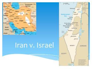 Iran v. Israel