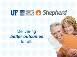 Delivering better  outcomes for all.