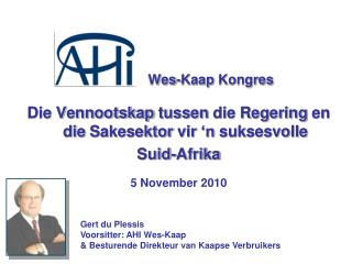 Wes- Kaap Kongres