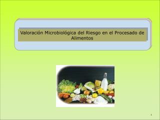 Valoración Microbiológica del Riesgo en el Procesado de Alimentos