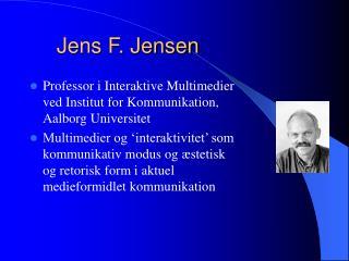 Jens F. Jensen