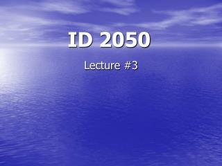 ID 2050