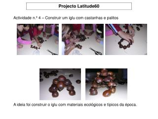 Projecto Latitude60