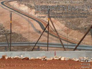SEPARATION BARRIER