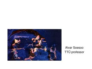Alvar Soesoo TTÜ professor