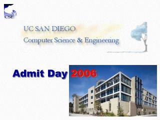 Admit Day 2006