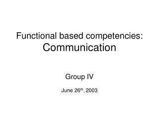 an analysis of the functional communication training Functional communication training: a review of the literature  observations,  and functional analyses (brady  completes a functional analysis (fa) by ma.