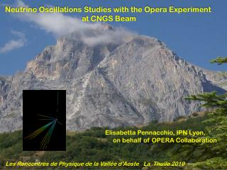 Neutrino Oscillations Studies with the Opera Experiment  at CNGS Beam