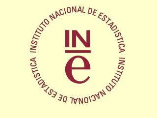 Estadísticas de los Servicios: líneas de actuación Fernando Cortina García fcortina@ine.es