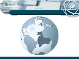 O que é a  ICDL  /  ECDL