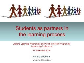 Students as partners in  the learning process