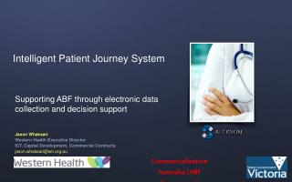 Supporting ABF through electronic data collection and decision support