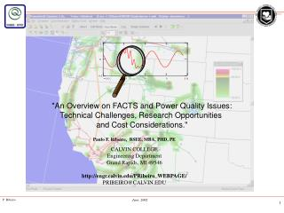 """An Overview on FACTS and Power Quality Issues: Technical Challenges, Research Opportunities"