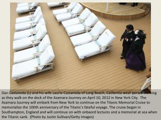 NY memorial ship to visit Titanic graves