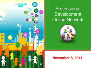 Professional Development  Online Network