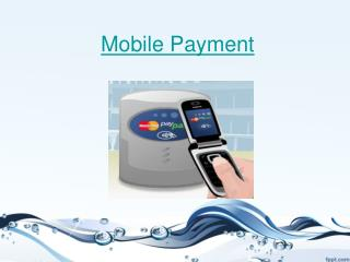 Mobile and SMS Billing Payment System