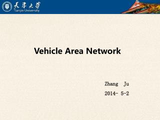 Vehicle Area Network