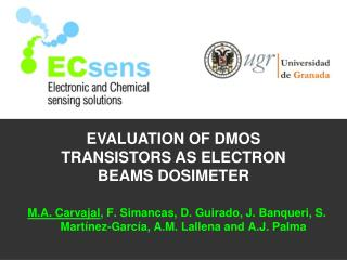 EVALUATION OF DMOS TRANSISTORS AS ELECTRON BEAMS DOSIMETER