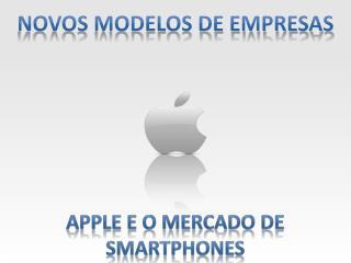 Novos modelos de empresas