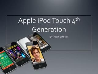 Apple iPod Touch 4 th  Generation