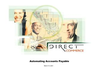 Automating Accounts Payable