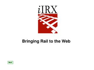 Bringing Rail to the Web