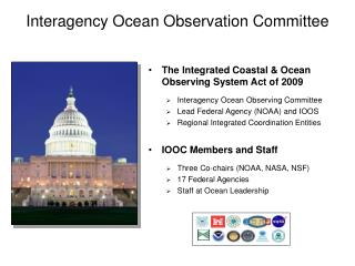 Interagency Ocean Observation Committee