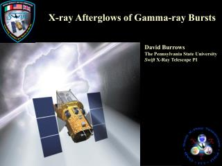 X-ray Afterglows of Gamma-ray Bursts