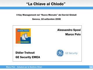 """""""La Chiave al Chiodo"""""""