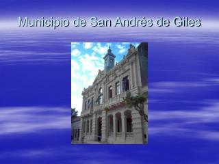 Municipio de San Andrés de Giles