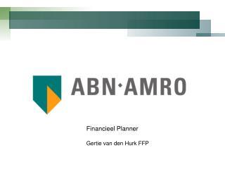 Financieel Planner  Gertie van den Hurk FFP