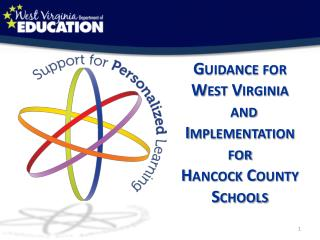 Guidance for West  Virginia and  Implementation  for Hancock  County Schools
