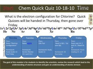 Chem Quick Quiz 10-18-10
