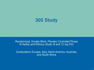 305 Study