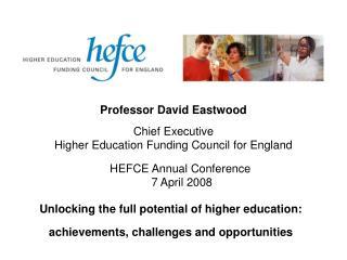 Professor David Eastwood
