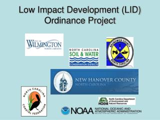 Low Impact Development (LID) Ordinance Project