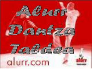 Alurr Dantza Taldea