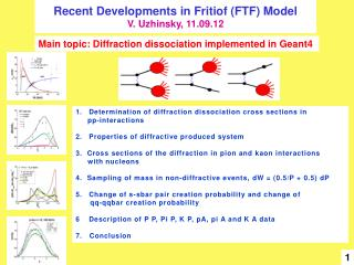 Determination of diffraction dissociation cross sections in  pp -interactions
