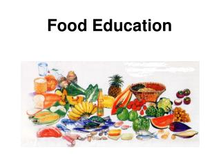 Food Education