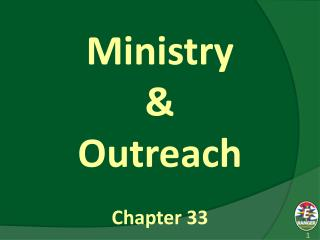 Ministry & Outreach
